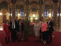 Parlamenti látogatás