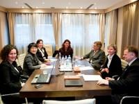 WiN vezetők látogatása Magyarországon - Fotó: Botár Gergely